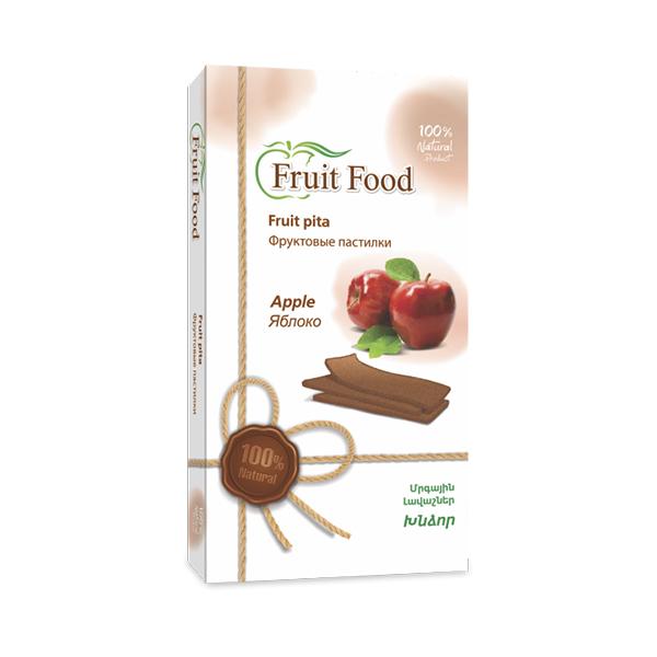 Fruit Pastille 90g Apple