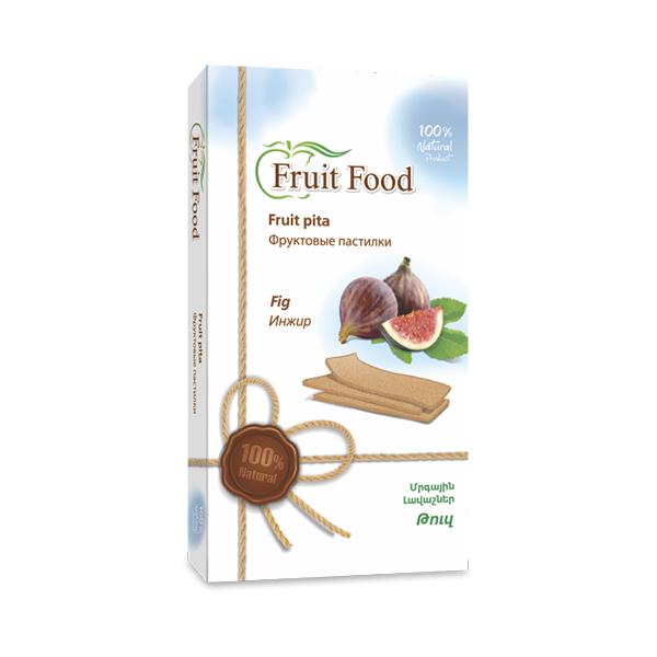Fruit Pastille 90g Fig