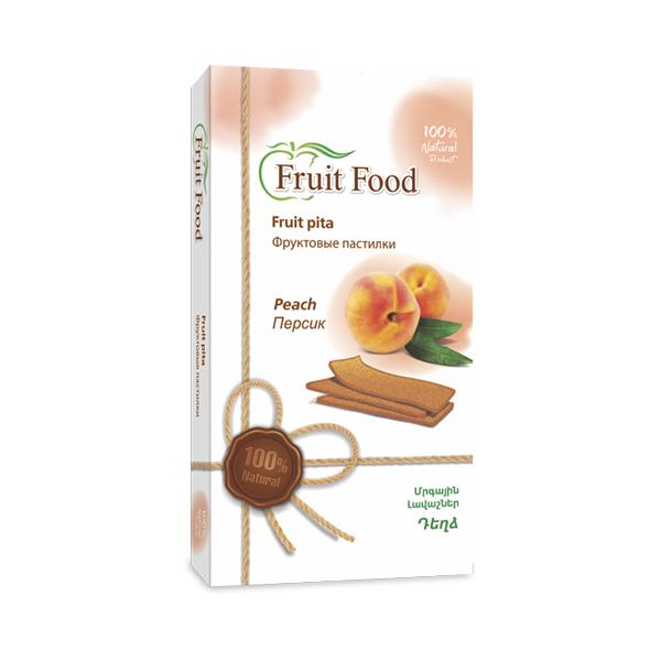 Fruit Pastille 90g Peach