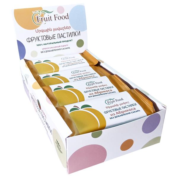 Fruit Pastille 30g Apricot