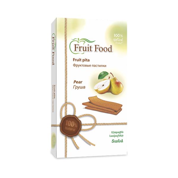 Fruit Pastille 90g Pear