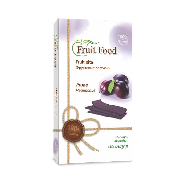 Fruit Pastille 90g Prunes
