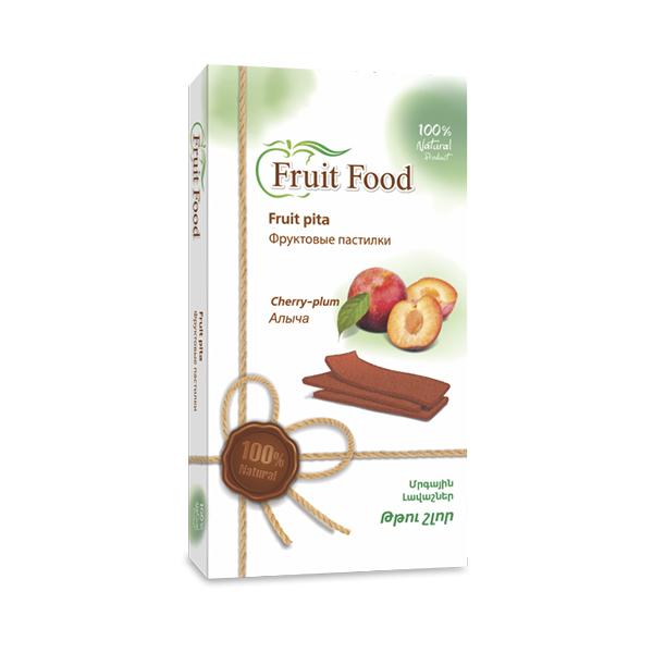 Fruit Pastille 90g Cherry plum