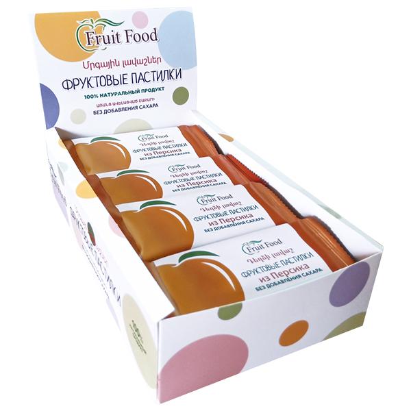 Fruit Pastille 30g Peach